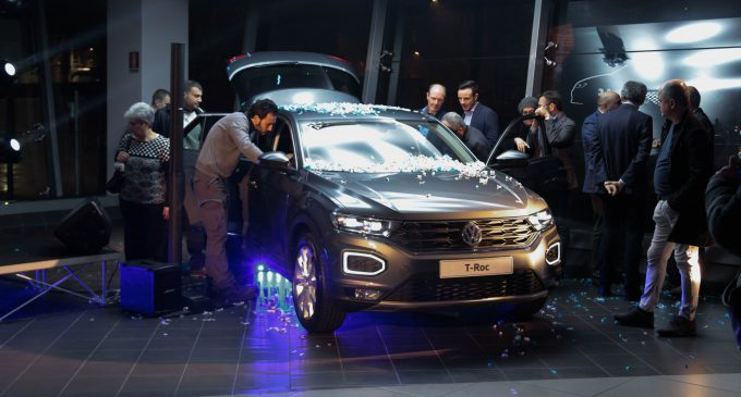 Rock 'n' Roll da Sesto Autoveicoli per la nuova Volkswagen T-Roc