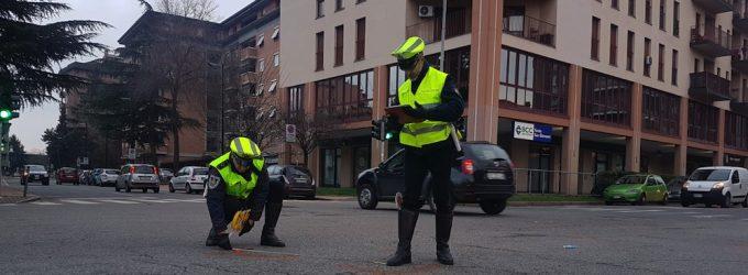 Cinisello, nuovo gravissimo incidente in via Cadorna. Pensionato in fin di vita
