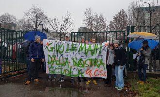Manifestazione al Parco Nord: gli studenti scrivono a Città Metropolitana