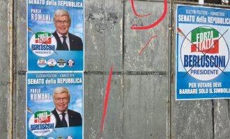 """Sesto, manifesti elettorali abusivi. Pd: """"Dal Comune due pesi e due misure"""""""