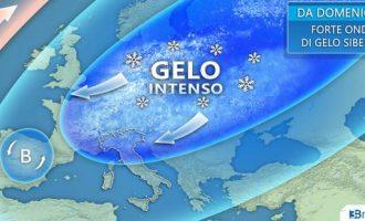 Arriva il Buran anche sul Nordmilano: freddo, gelo e neve a bassa quota nel weekend