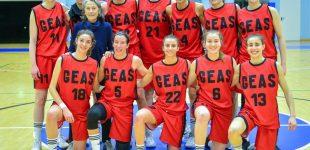Geas Basket: match point per la Serie A1