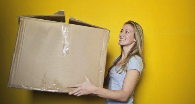 Come sopravvivere ad un trasloco: alcuni consigli utili