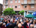 """Cinisello, pienone in piazza per Salvini: """"Appuntamento storico per cancellare la sinistra"""""""