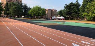 Cologno, inaugurato il campo sportivo della scuola di via Boccaccio