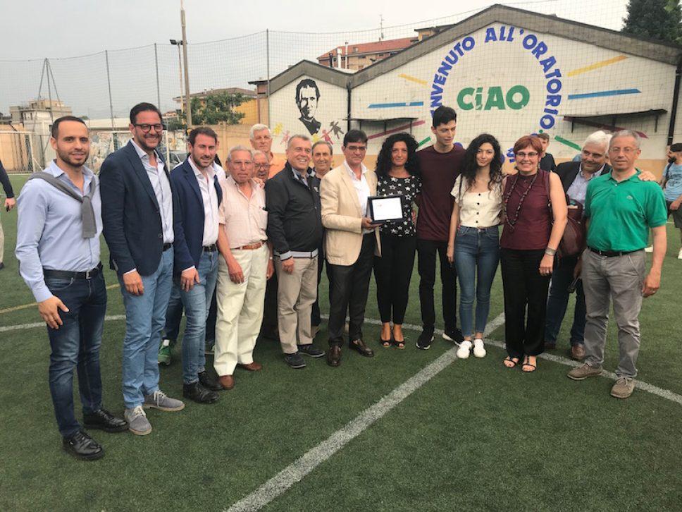 Cinisello, il 2° Trofeo Ciro Cesarano