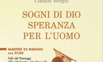 """Cinisello, don Claudio Borghi presenta il suo """"Sogni di Dio, speranza per l'uomo"""""""