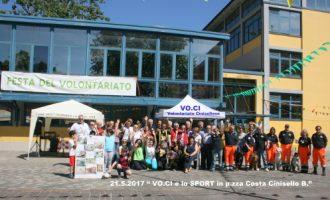 Cinisello, domani la festa del VoCi in piazza Costa