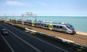 Arrivano da Sesto i due nuovi treni Alstom per la regione Liguria