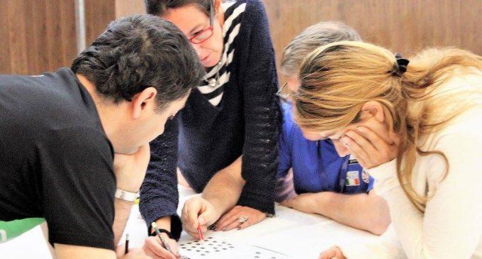 A Sesto i Campionati italiani di Sudoku