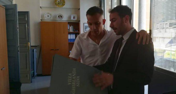 Cinisello, Vegas Jones incontra il sindaco Ghilardi: nuovo progetto in arrivo