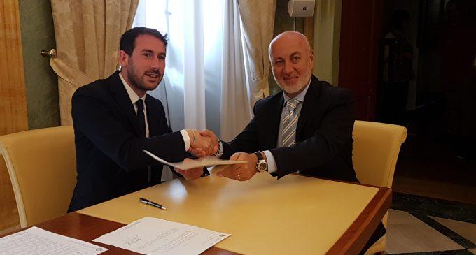 Cinisello, Berlino firma il protocollo per il Controllo di Vicinato