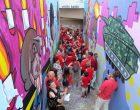 Cormano, inaugurato il Murales dell'Accoglienza