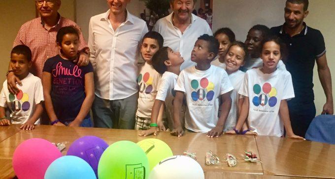 Sesto, i bambini Sahrawi a colazione dal sindaco