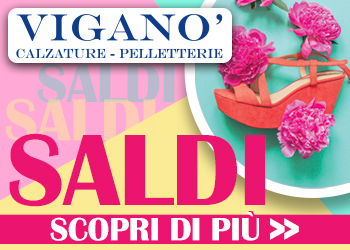 VIGANO\\\\\\\' - Saldi Estate 2018