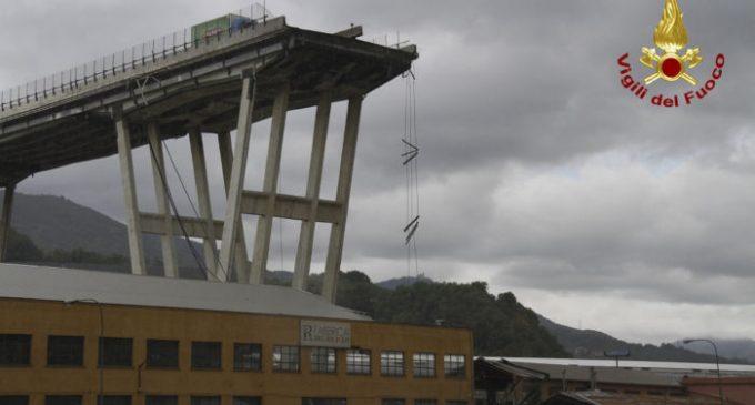 Bandiere a mezz'asta, il Nordmilano si ferma per le vittime di Genova