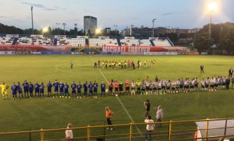 """""""Accendi il tuo cuore"""": la Nazionale Piloti vince il match benefico 5-1"""