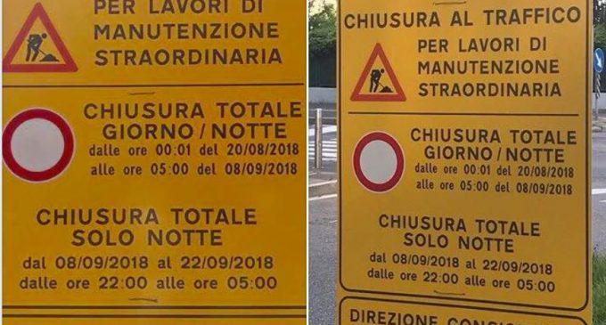 Sesto, chiudono i sottopassi Campari e Garibaldi: lavori fino a settembre
