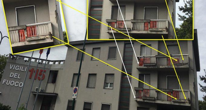"""Giovani Sestesi all'attacco: """"Uno scandalo la caserma dei pompieri"""""""