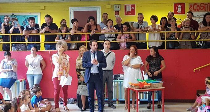 Cinisello, sindaco e assessore inaugurano il tour nelle scuole