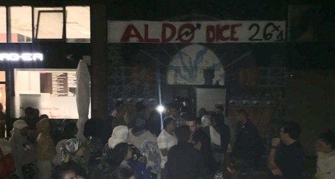 Occupazione abusiva a Sesto Marelli, invasione nell'edificio ex Alitalia