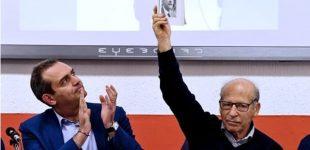 Salvatore Borsellino ospite alla Partita della Legalità di Cormano