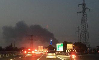 """Cologno, Rocchi: """"L'incendio Galvaniche non è incidente rilevante"""""""