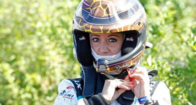Cusano: Rachele Somaschini protagonista al Rally Monza Show