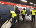 Sesto, 6 sequestri di merce contraffatta nelle stazioni della metropolitana