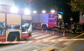 Cinisello, fuga di gas in via Partigiani. Rientrato l'allarme