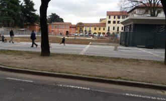 Cusano Milanino: piazza Cavour restituita alla città
