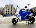 Milano, si allarga l'offerta di scooter sharing