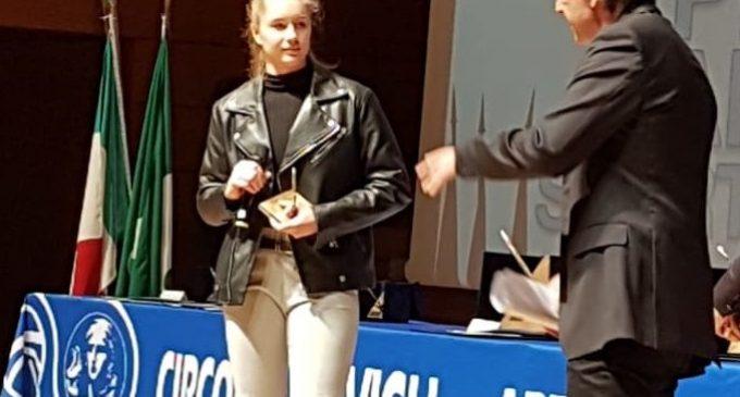 Allianz Geas Basket Sesto: a Ilaria Panzera il Premio Gianni Brera