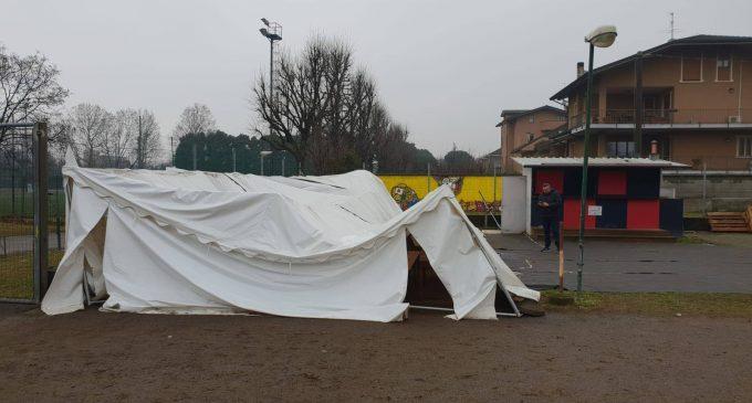 Cinisello, vandali contro le strutture sportive del Rugby Nordmilano