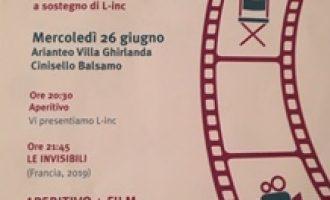 Appuntamento al cinema con L-inc