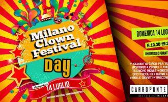 Sesto San Giovanni, al Carroponte arriva il Milano Clown Festival