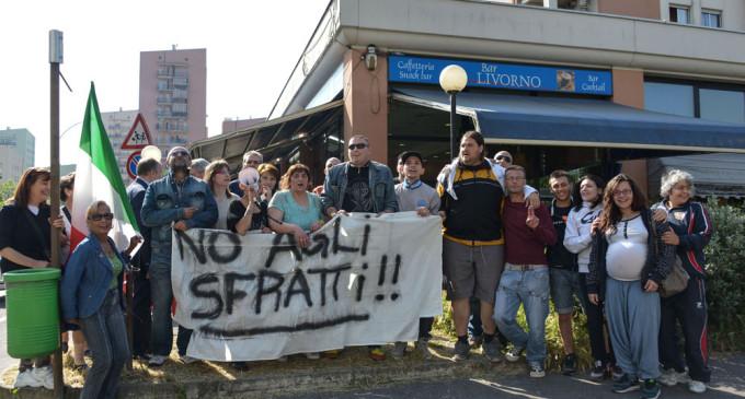 I clienti salvano dallo sfratto il bar Livorno