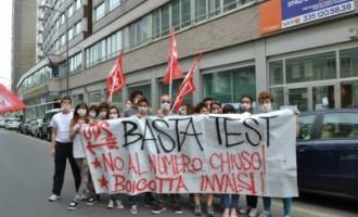 Anche gli studenti di Sesto contro i test