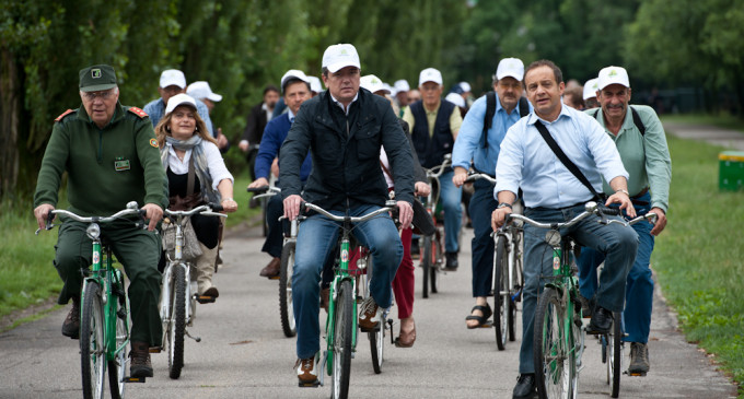 In arrivo la biciclettata di Legambiente a Cinisello Balsamo
