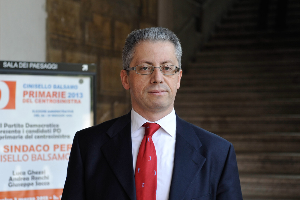 Luca Ghezzi (foto d'archivio)