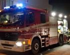 Milano zona Affori, gigantesco incendio in via Nicolodi. Fiamme alte 10 metri
