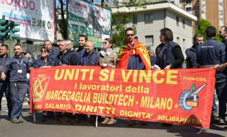 Marcegaglia, tensione tra operai e sindacati. E ora il tempo è scaduto