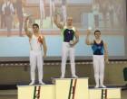 Ares Ginnastica, Andrea Valtorta è campione italiano