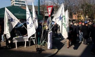 Lega Nord, ultimo week end in piazza per i referendum