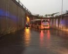 Strade allagate e nuovi piogge