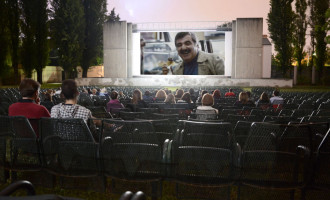 Cinema all'aperto a Milano, riparte AriAnteo. E Cinisello?