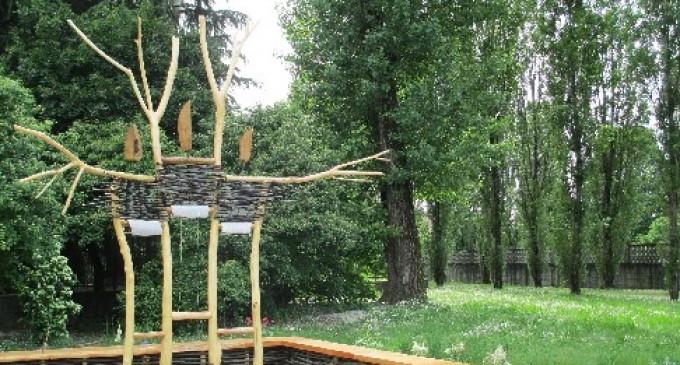 Oggi si inaugura il giardino Nigozza
