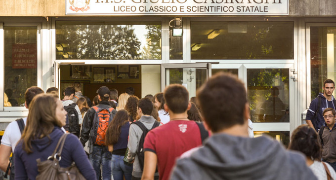 """Cinisello: al Casiraghi va in scena """"La notte dei licei classici"""""""