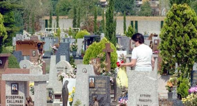 Cinisello: nuovo orario cimiteri, aperti anche in pausa pranzo