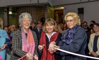 Il sindaco Chittò inaugura il mese della prevenzione rosa